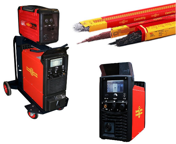Product data for welding technology